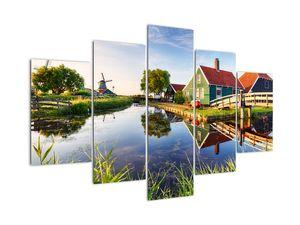 Tablou cu mori din Olanda (V022026V150105)