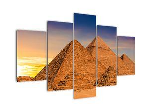Obraz - Egyptské pyramidy (V022036V150105)
