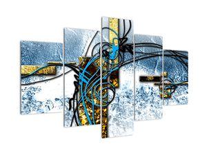 Abstraktní obraz (V022079V150105)