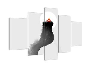 Obraz - Meditace na vrcholu (V022093V150105)