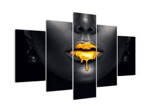 Kép -  Női ajkak (V022098V150105)