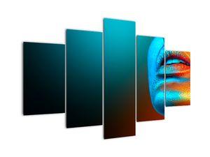 Obraz - Třpytivý obličej (V022114V150105)