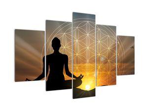 Obraz meditace (V022136V150105)