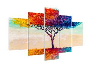 Bild eines gemalten Baumes (V022176V150105)