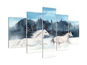 Festett lovak képe (V022182V150105)