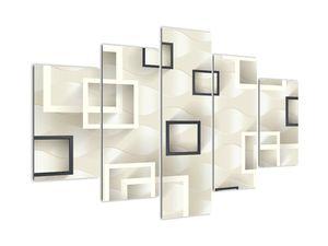 Geometrisches abstraktes Bild (V022306V150105)