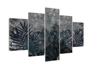 Obraz - Palmové listy (V022450V150105)
