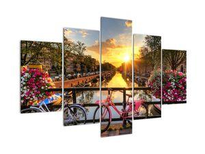 Kép - Napkelte Amszterdamban (V022467V150105)