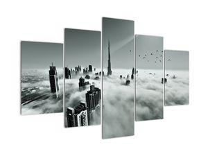 Kép - Felhőkarcolók Dubaiban (V022471V150105)
