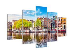 Kép - Táncoló házak, Amszterdam (V022481V150105)