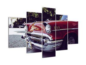 Obraz starého auta (V022556V150105)