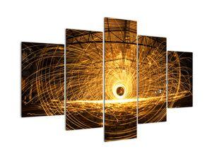 Obraz svietiaceho disku (V022645V150105)