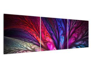 Tablou abstract cu copacul (V020125V15050)