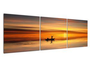 Tablou - cu barca  (V020168V15050)