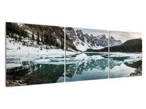 Tablou - lacul iarna (V020181V15050)