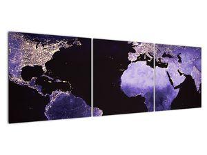 Tablou Pământului din Cosmos (V020649V15050)