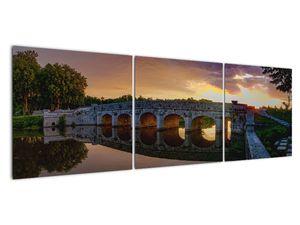 Obraz mostu (V020801V15050)