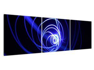 Kék spirálok képe (V020815V15050)
