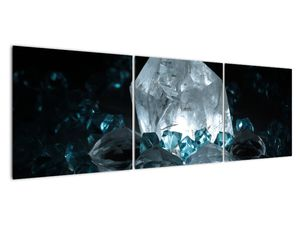 Schilderij - Kristal (V021107V15050)