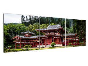 Obraz - Budhistický kláštor (V021325V15050)