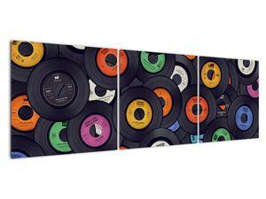 Kép - Zenei gramofonlemezek (V021962V15050)