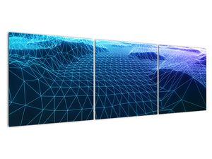 Slika - Planine u računalnom modelu (V022019V15050)