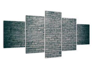 Obraz cihlové zdi (V020015V150805PCS)