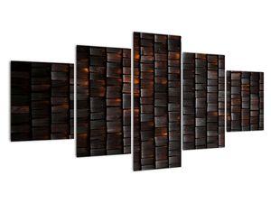 Moderní abstraktní obraz (V020020V150805PCS)