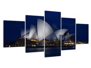Obraz nočního Sydney (V020022V150805PCS)