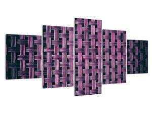 Obraz fialové textury (V020027V150805PCS)