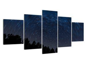 Obraz noční oblohy (V020039V150805PCS)
