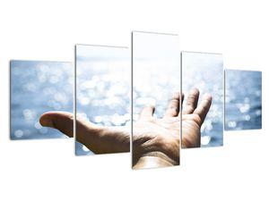 Obraz otevřené dlaně (V020040V150805PCS)