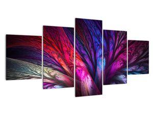 Tablou abstract cu copacul (V020125V150805PCS)
