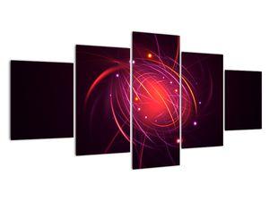Moderní obraz abstrakce (V020136V150805PCS)
