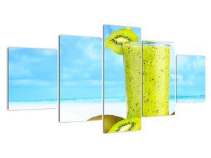 Obraz - kiwi smoothie (V020171V150805PCS)