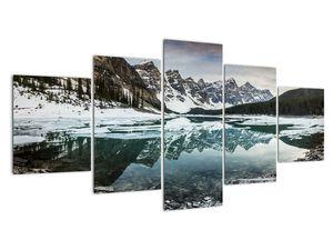 Tablou - lacul iarna (V020181V150805PCS)