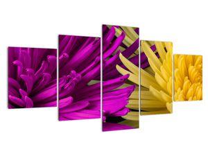 Tablou - detailu cu flori (V020201V150805PCS)