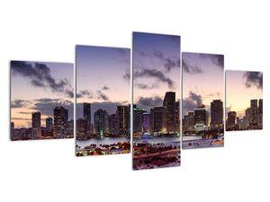 Tablou - zgârie norii unui oraș mare (V020205V150805PCS)