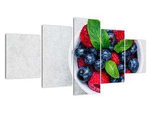 Tablou - bol cu fructe de pădure (V020228V150805PCS)
