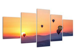 Obraz horkovzdušných balónů (V020237V150805PCS)