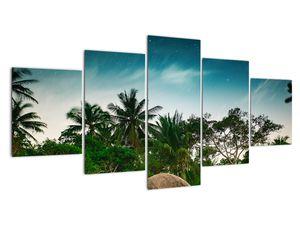Tablou - palmierii (V020239V150805PCS)