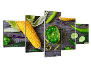 Obraz se zeleninou (V020256V150805PCS)