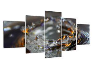 Obraz náramku z kapek vody (V020262V150805PCS)