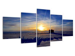 Obraz - polární krajina (V020290V150805PCS)