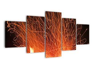 Tablou cu focul (V020437V150805PCS)
