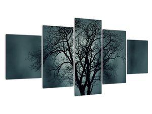 Obraz stromu v zatmění (V020675V150805PCS)