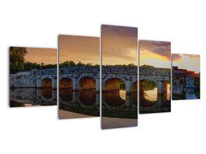Obraz mostu (V020801V150805PCS)