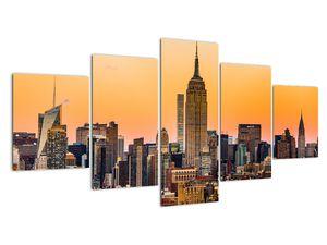 Obraz New Yorku (V020909V150805PCS)