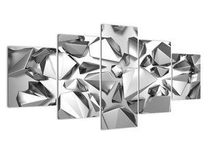 Slika 3D abstrakcije (V020935V150805PCS)