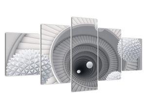 3D apstraktna slika (V020975V150805PCS)